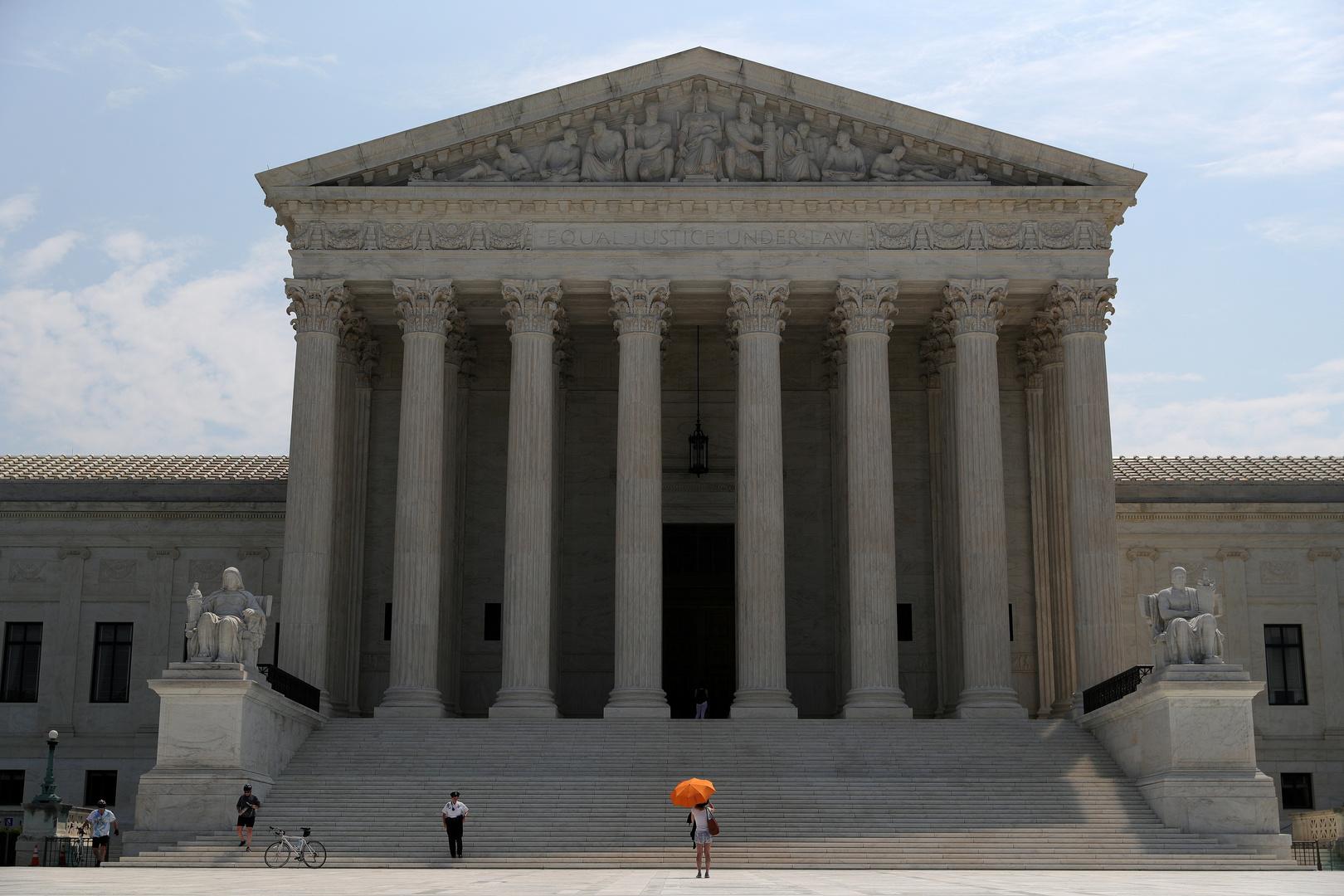 المحكمة العليا الأمريكية تصدر قرارا مزدوجا حول قضية الأوراق المالية لترامب