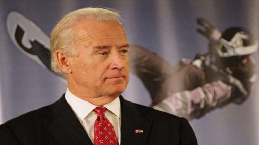جو بايدن، مرشح الديمقراطيين في انتخابات الرئاسة الأمريكية