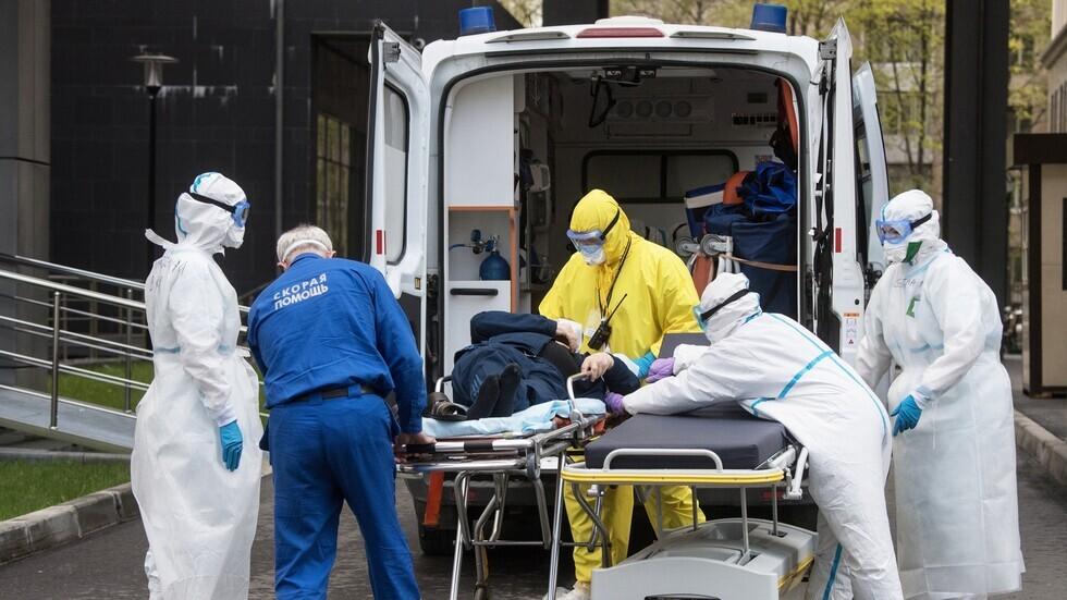 موسكو تسجل 28 وفاة جديدة بفيروس كورونا
