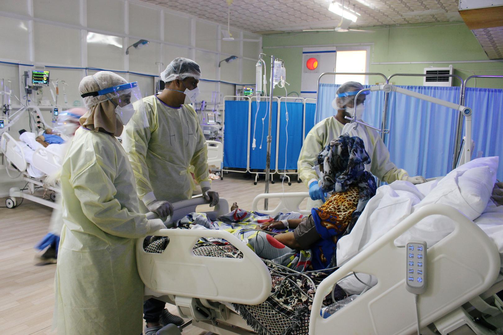 تسجيل 10 وفيات و38 إصابة جديدة بكورونا في أراضي سيطرة الحكومة اليمنية