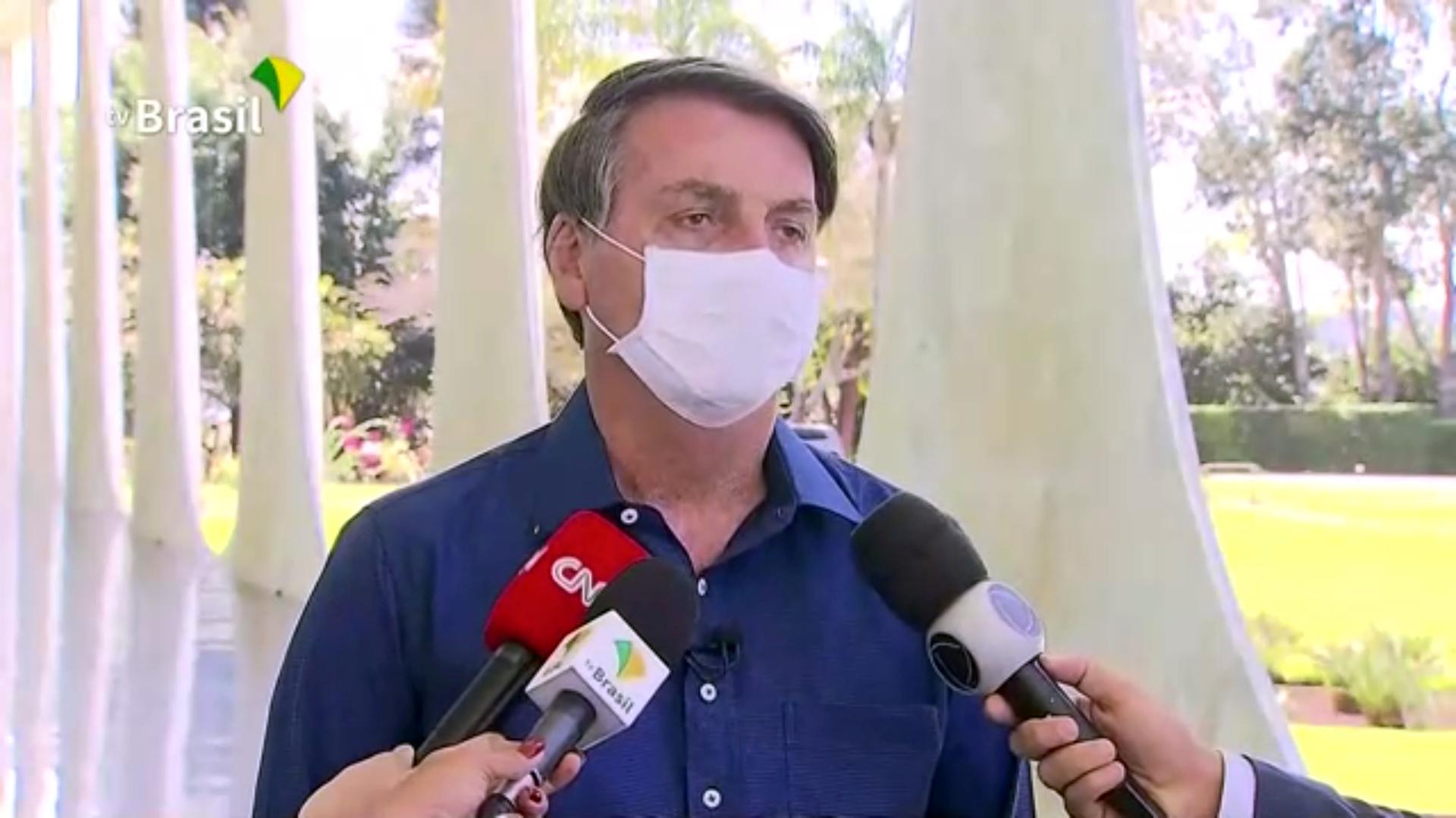 الرئيس البرازيلي يشكو من