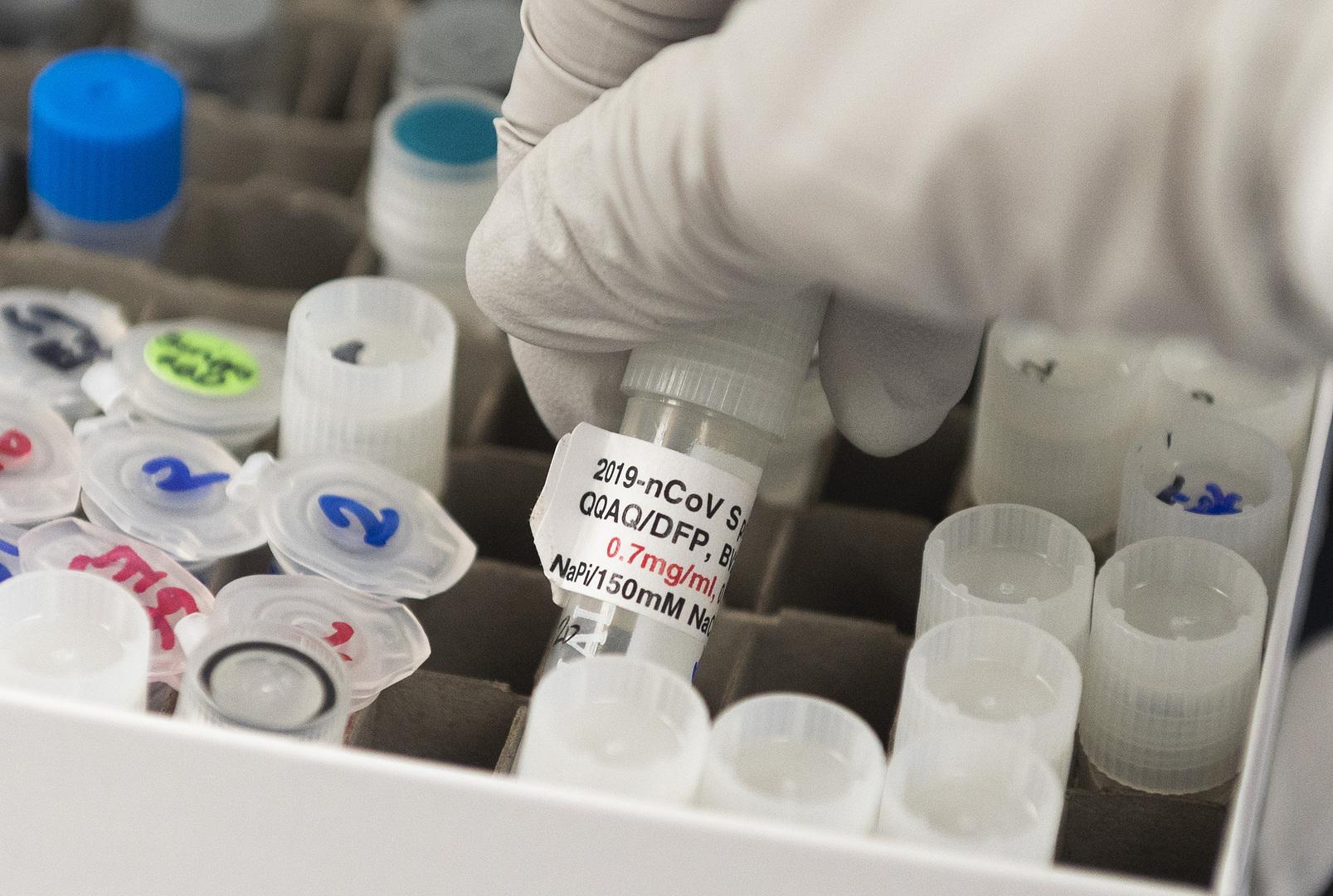 اكتشاف 28 من الأجسام  المضادة القادرة على تدمير الفيروس التاجي..