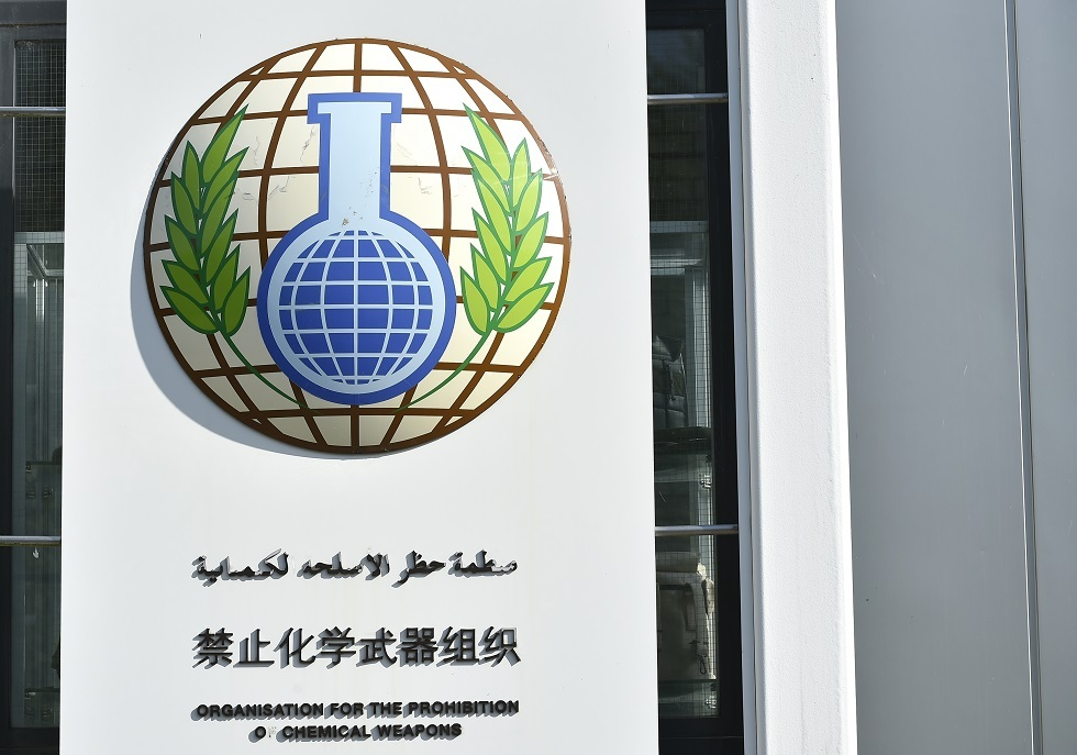 الصين تعلق على تصويت منظمة حظر الأسلحة الكيميائية ضد دمشق