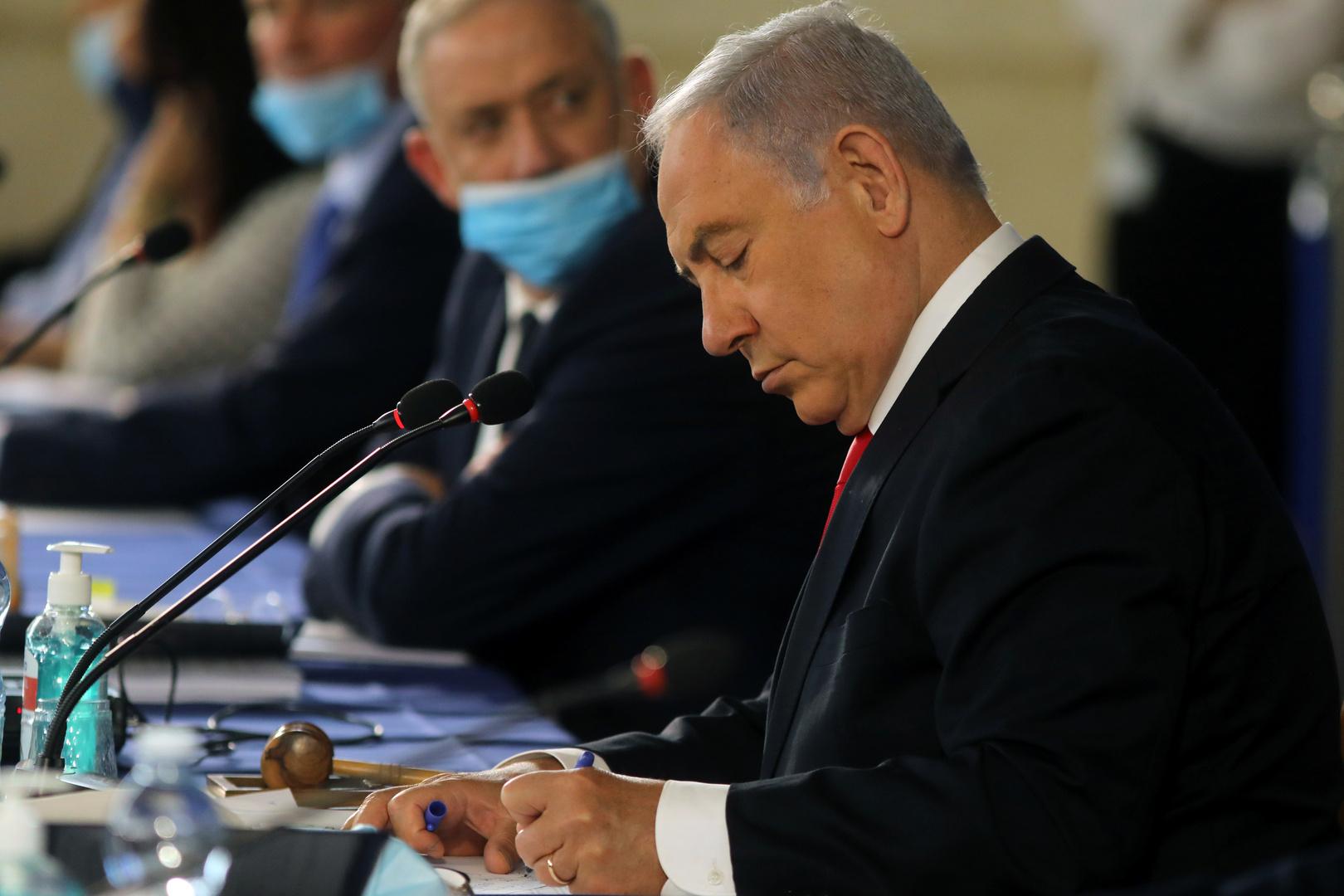 جلسة للحكومة الإسرائيلية، أرشيف