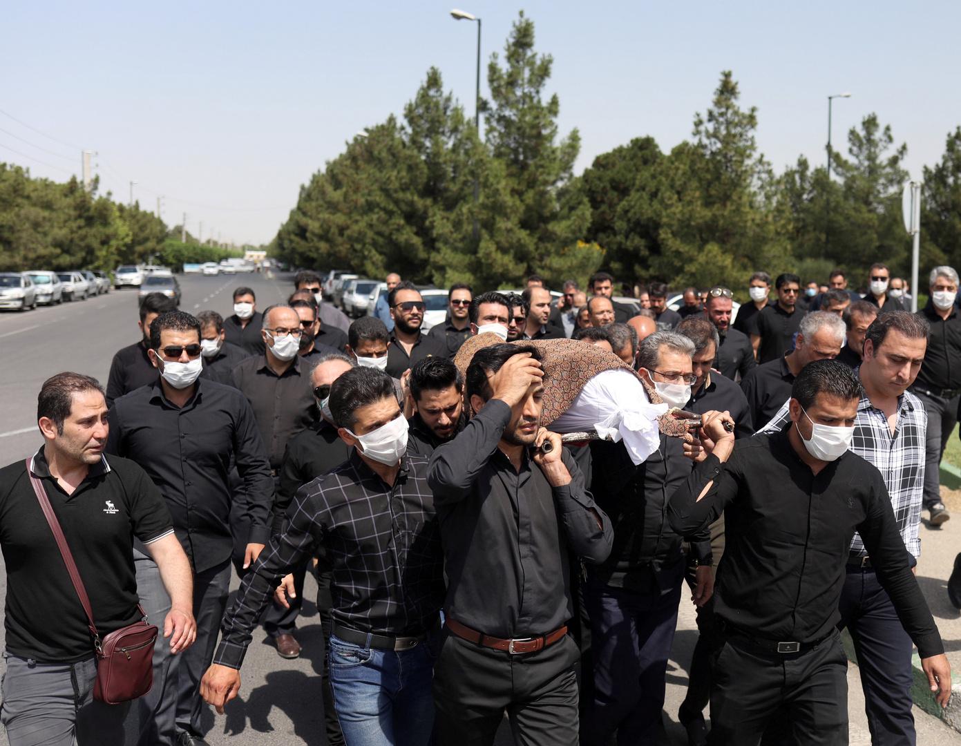 ارتفاع حصيلة الوفيات جراء كورونا في إيران إلى نحو 12.5 ألف حالة