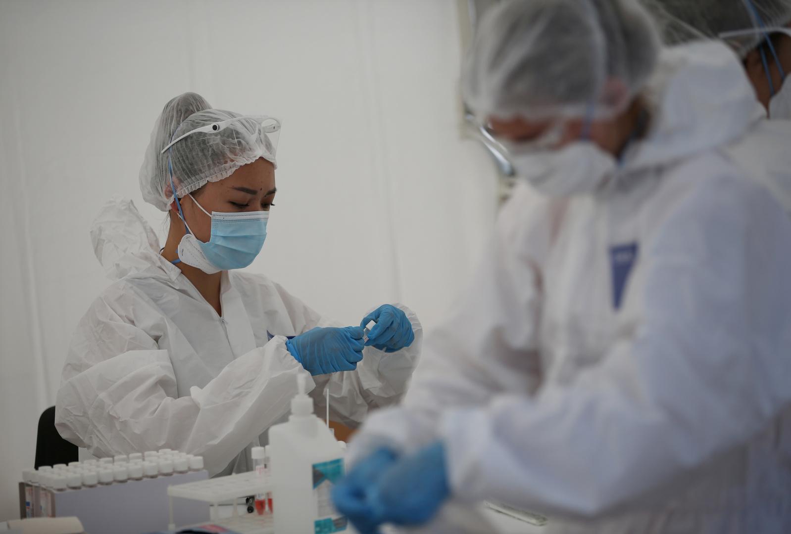 منظمة الصحة العالمية تتواصل مع كازاخستان على خلفية أنباء عن