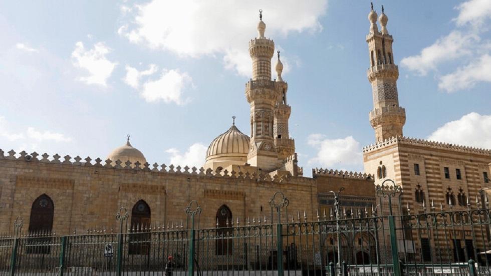 جامع الأزهر في القاهرة بمصر - أرشيف