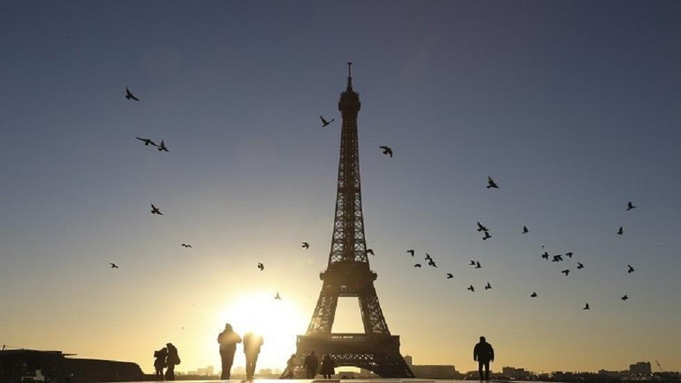برج إيفل في باريس بفرنسا - أرشيف