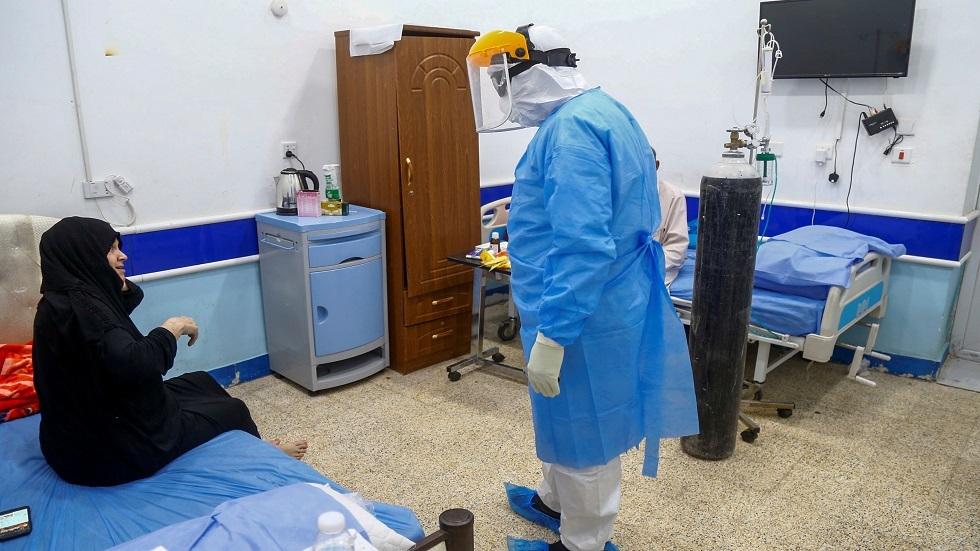 العراق يسجل ارتفاعا كبيرا بأعداد الإصابات بفيروس كورونا