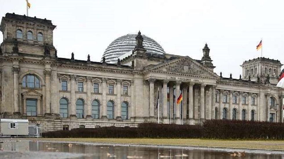 مبنى البرلمان الألماني - أرشيف