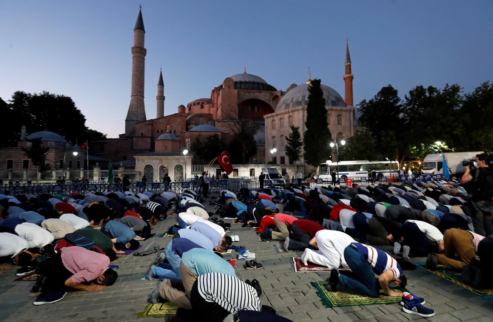 الكنيسة الأرثوذكسية الروسية: لم تكف أردوغان حكمة رجل الدولة