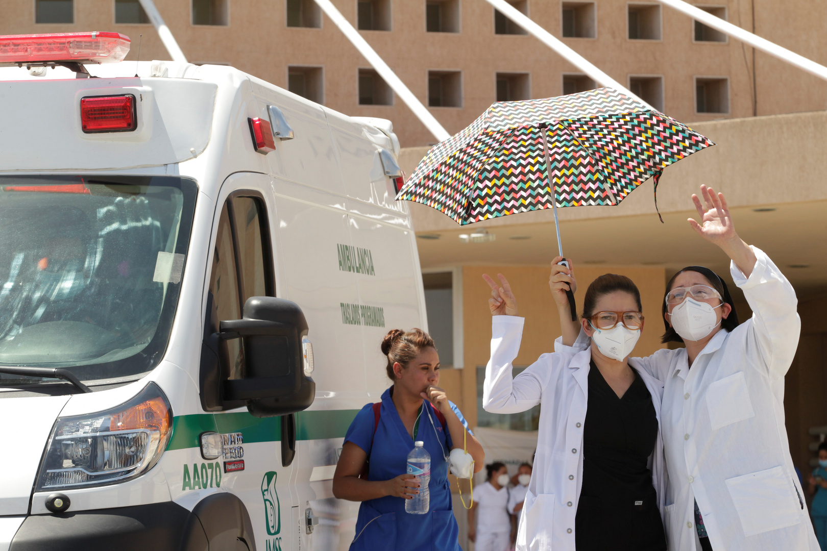 المكسيك تسجل 6891 إصابة جديدة و665 وفاة بفيروس كورونا