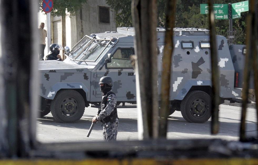 القوات الأمنية الأردنية- صورة تعبيرية أرشيفية