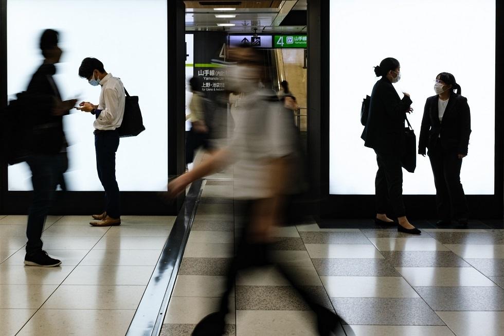 طوكيو تشهد ارتفاعا متواصلا في الإصابات اليومية بكورونا