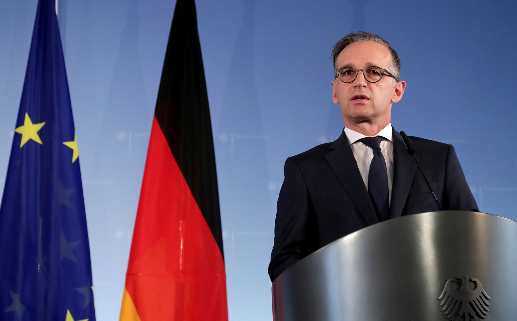ألمانيا تأسف لعدم الموافقة على قرار في مجلس الأمن بشأن إيصال المساعدات إلى سوريا
