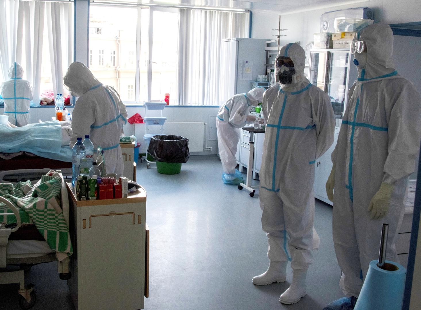 مركز علمي: المتطوعون الذين تناولوا اللقاح الروسي ضد كورونا في حالة جيدة