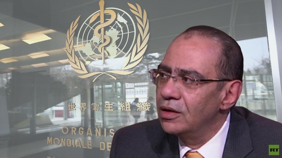 رئيس لجنة مكافحة كورونا في مصر: الفيروس لا ينتقل عبر الهواء ومنظمة الصحة العالمية متخبطة (فيديو)