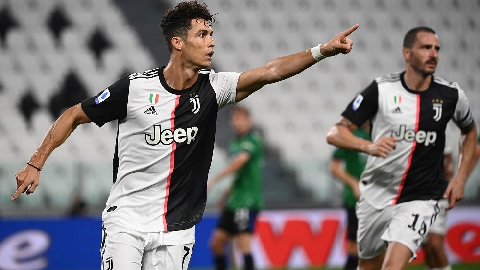 ترتيب هدافي الدوري الإيطالي بعد ثنائية رونالدو في شباك أتلانتا