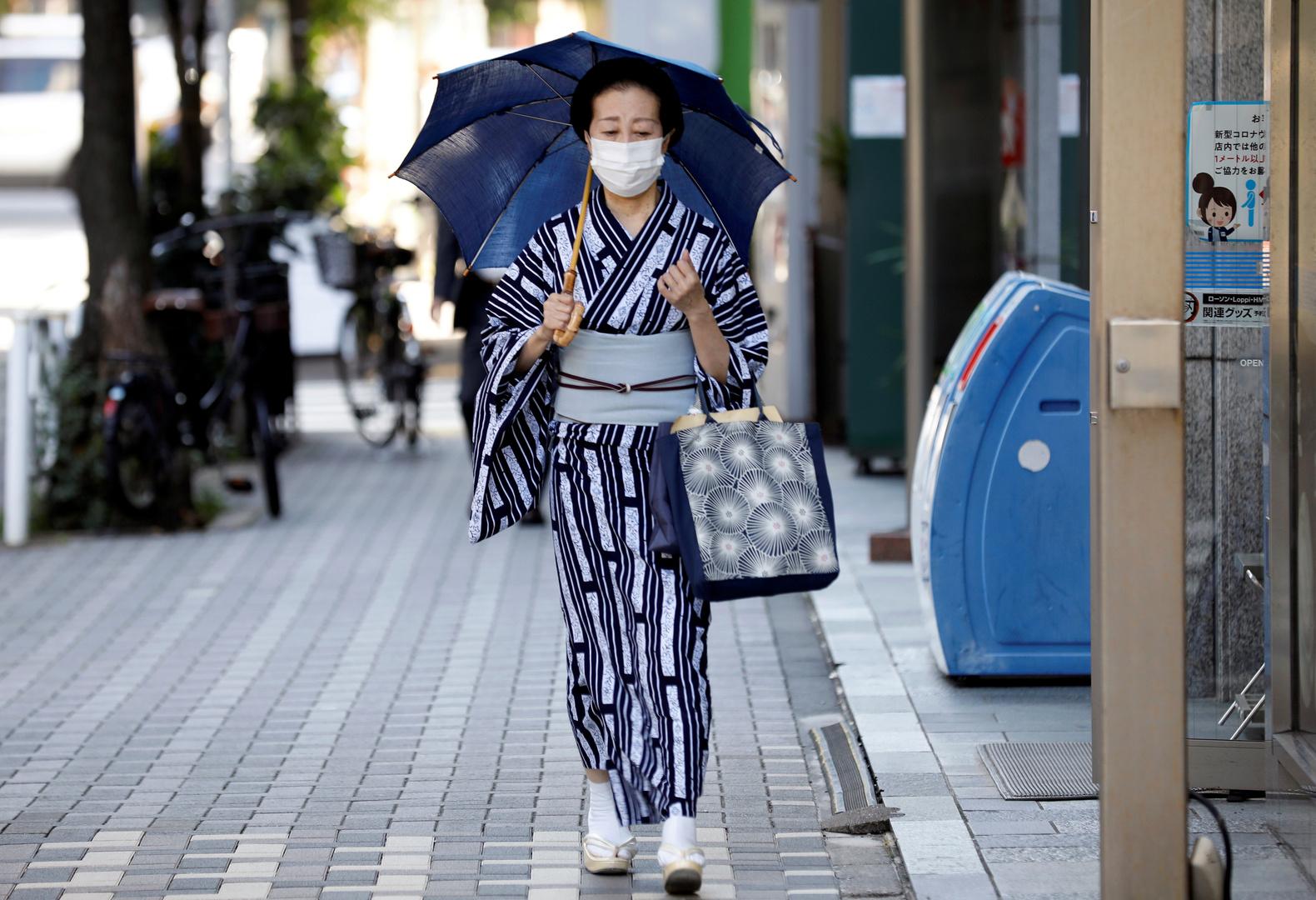 لليوم الرابع على التوالي.. طوكيو تسجل أكثر من 200 إصابة بكورونا