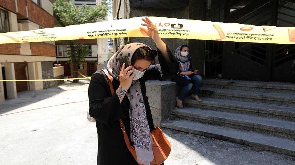 إيران .. معدلات ضحايا كورونا اليومية تواصل ارتفاعها