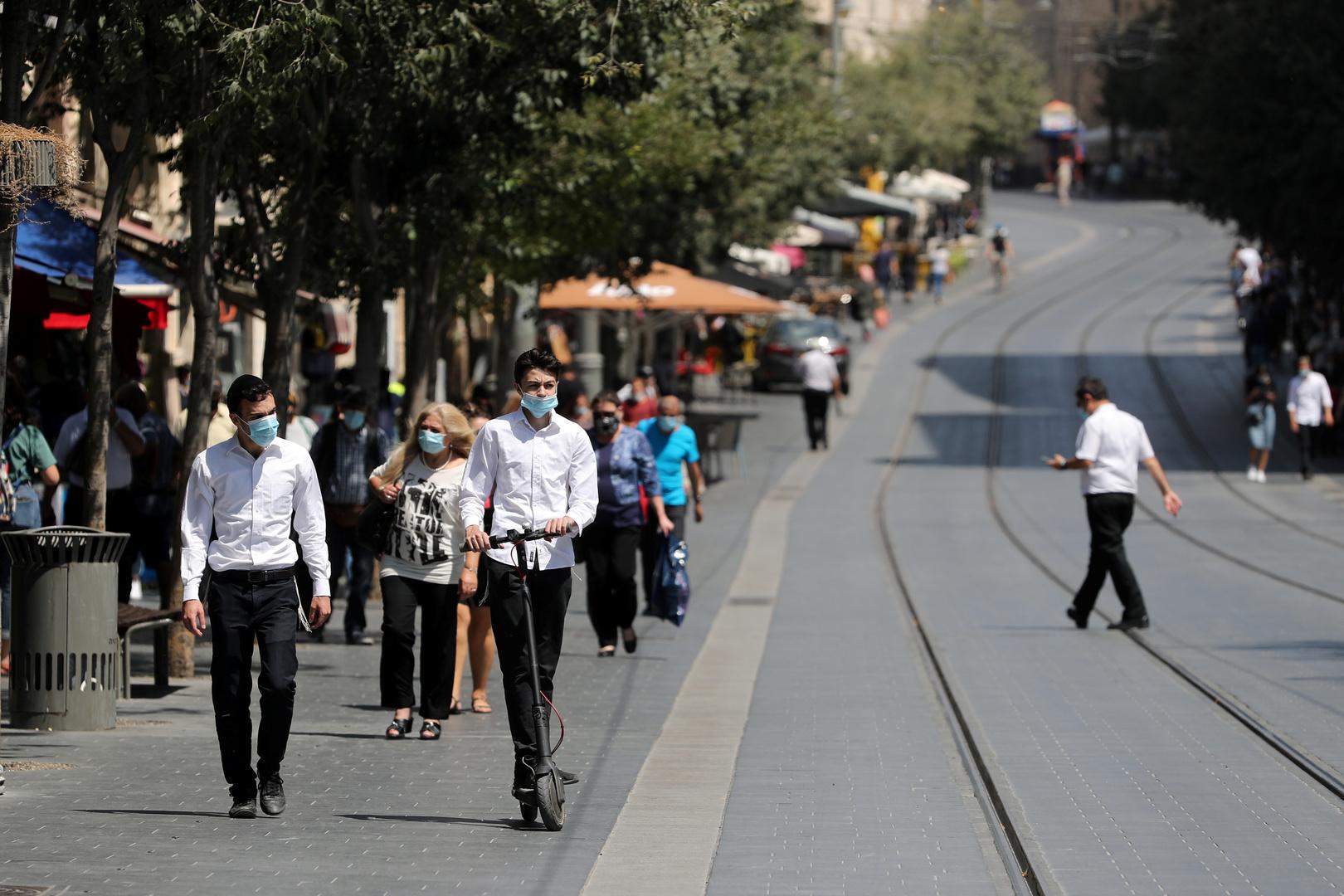 كورونا في إسرائيل.. الحالات النشطة تتخطى عدد المتعافين من جديد
