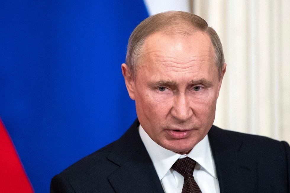بوتين يجدد دعمه لفكرة عقد قمة تجمع الدول دائمة العضوية في مجلس الأمن