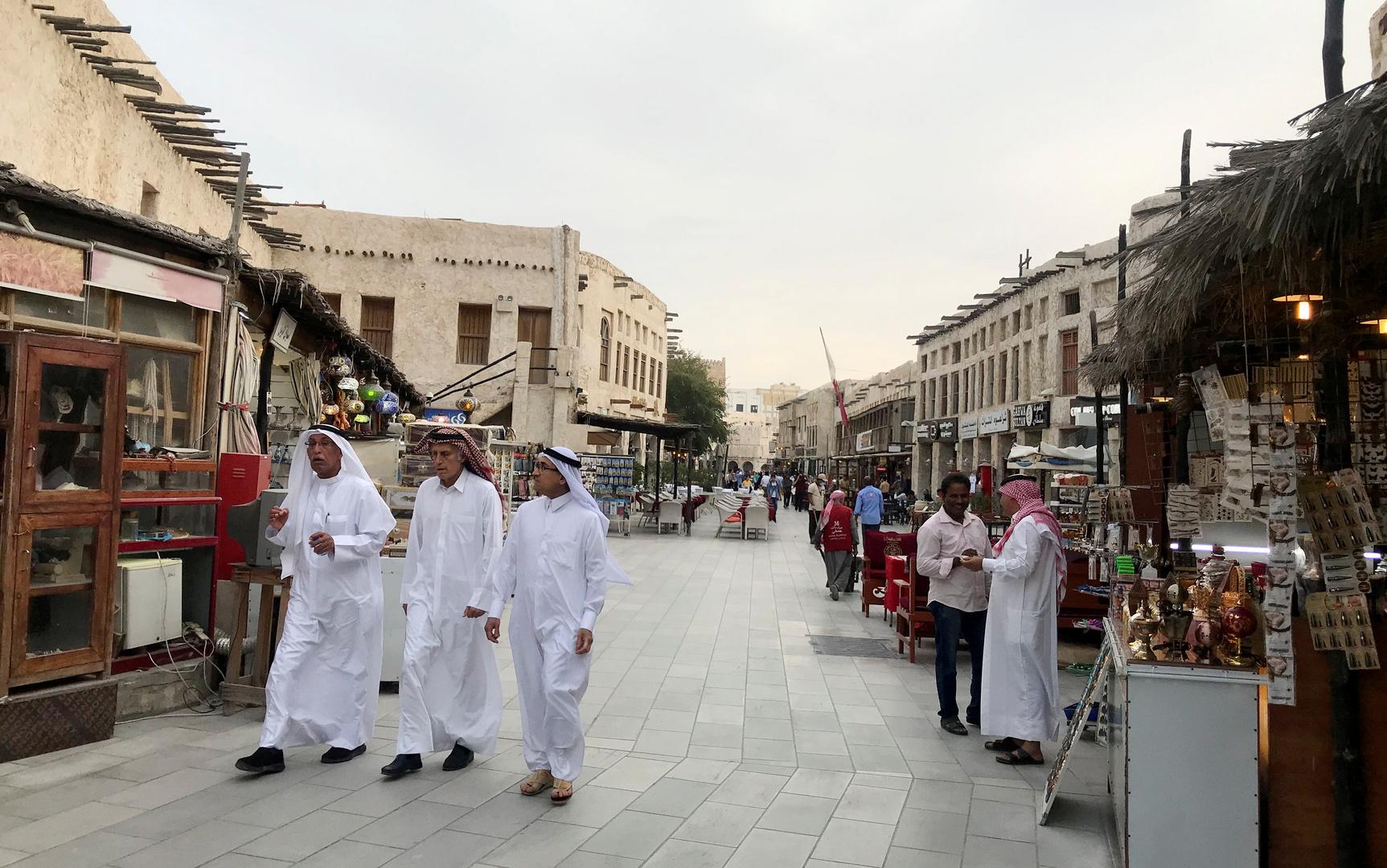 قطر تسجل 470 إصابة جديدة بكورونا في أقل معدل منذ أكثر من شهرين
