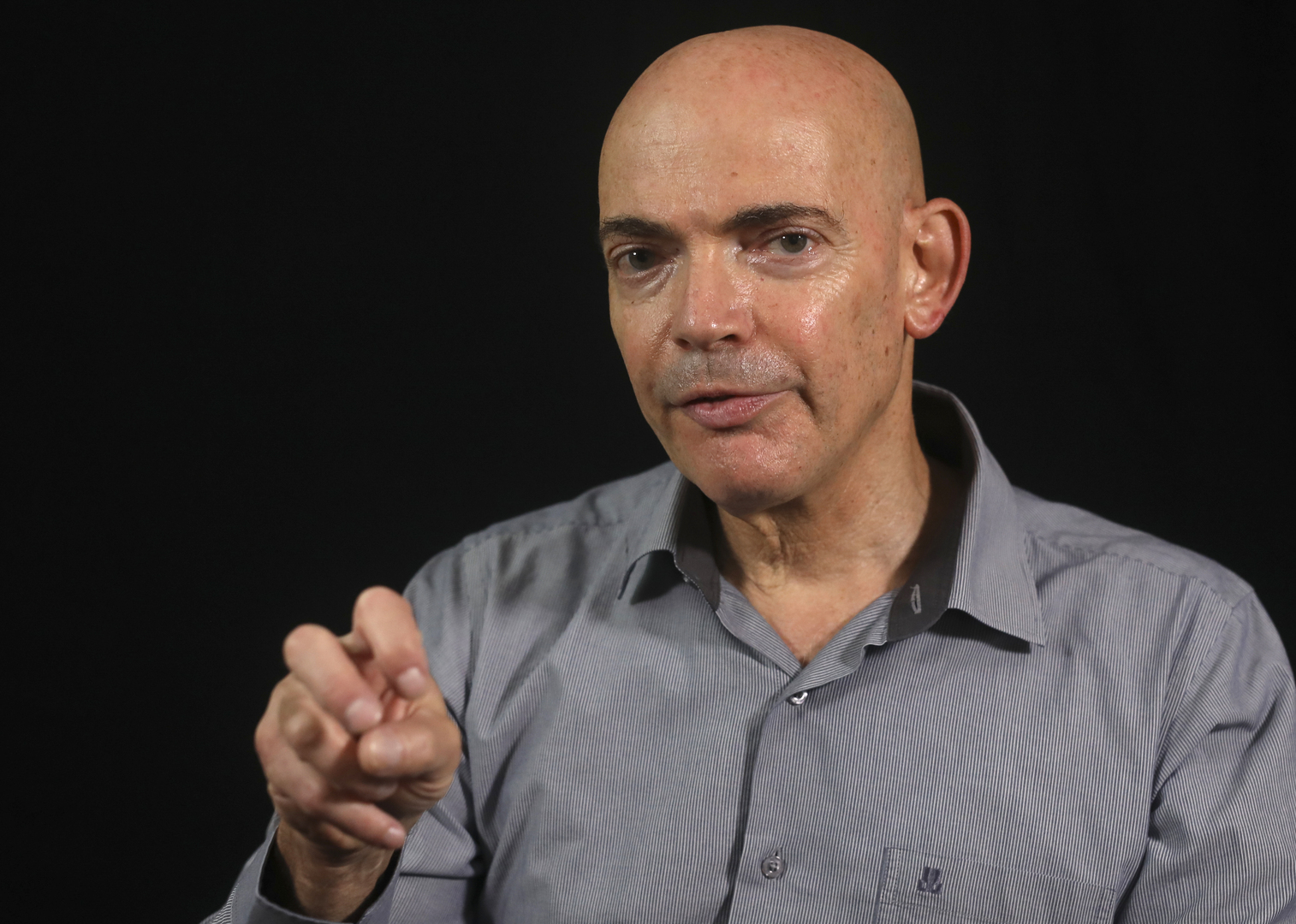 قائد فريق تطوير نظام الدفاع الصاروخي الإسرائيلي المعروف باسم
