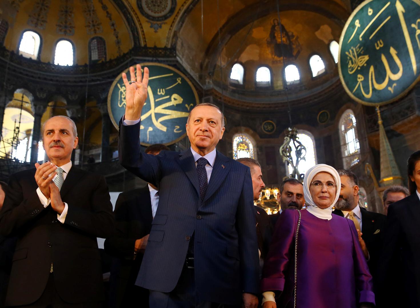 أردوغان: يجب إخراج المرتزقة من ليبيا وتركيا أصبحت أمل ملايين المظلومين