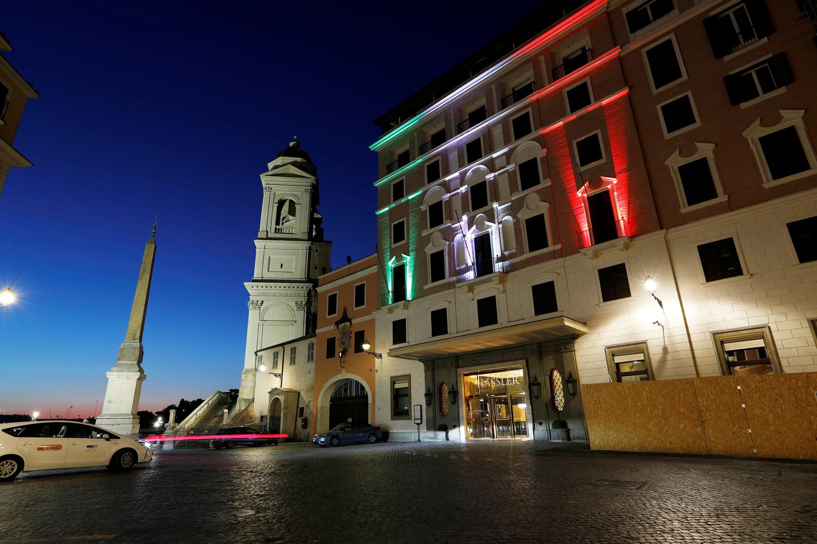 عدد إصابات كورونا في إيطاليا يتجاوز 234 ألفا