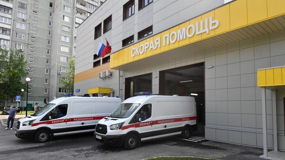موسكو تسجل 25 وفاة جديدة بفيروس كورونا