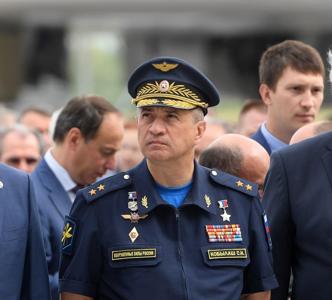 سيرغي كوبيلاش، قائد الطيران الاستراتيجي بالقوات الجوفضائية الروسية