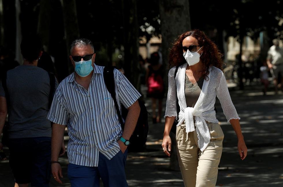 إسبانيا تعيد فرض إغلاق في قسم من كاتالونيا