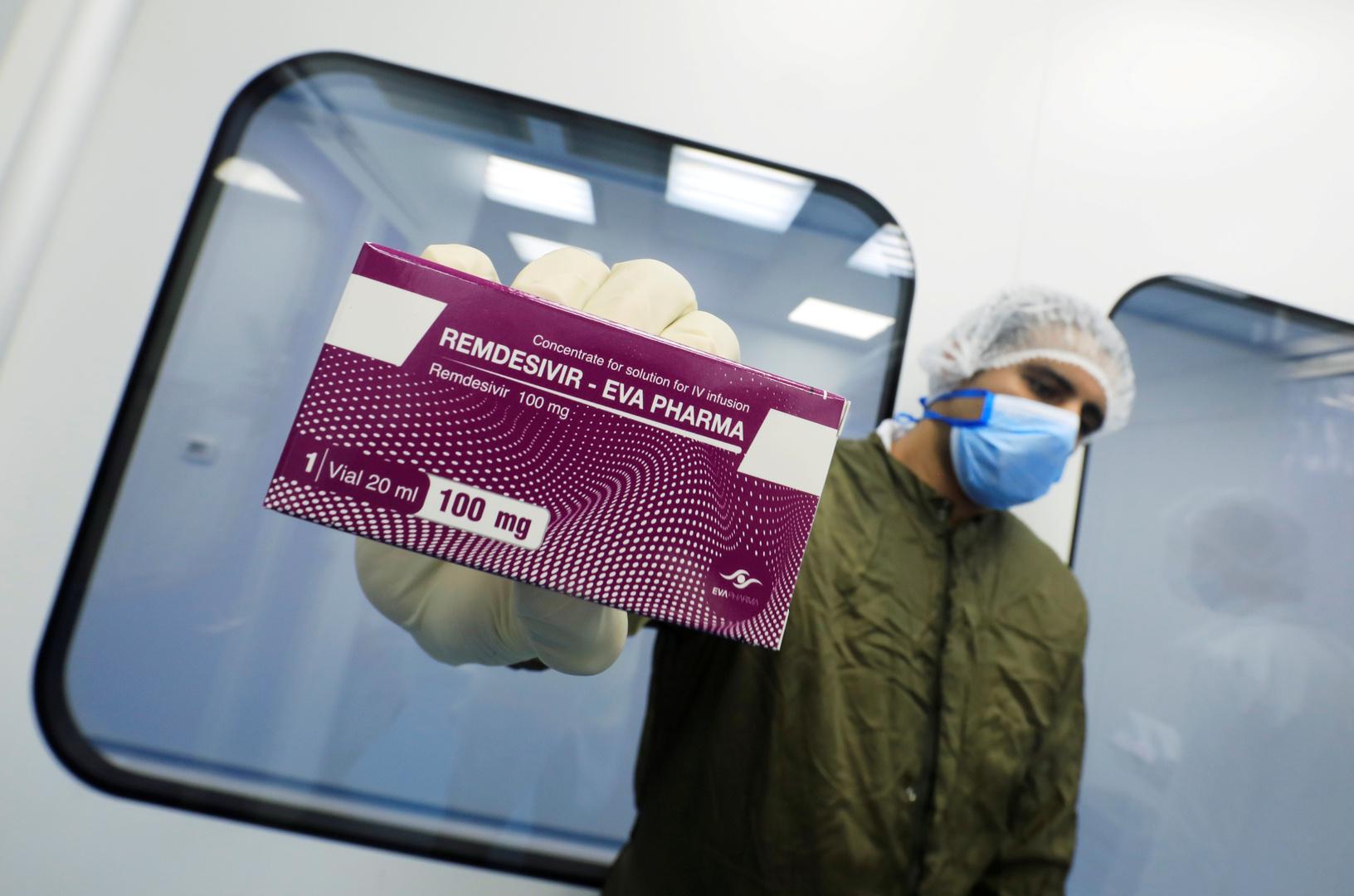 بعد استعمال ريمديسيفير.. تحسن صحة واحد من كل 3 مرضى بكورونا في كوريا الجنوبية