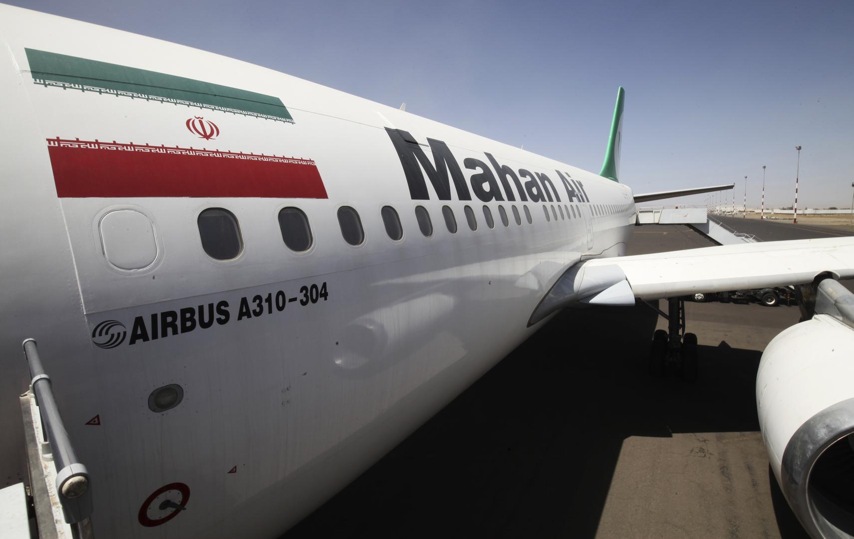 قلق في إيطاليا من رحلات جوية إيرانية وصفت بـ