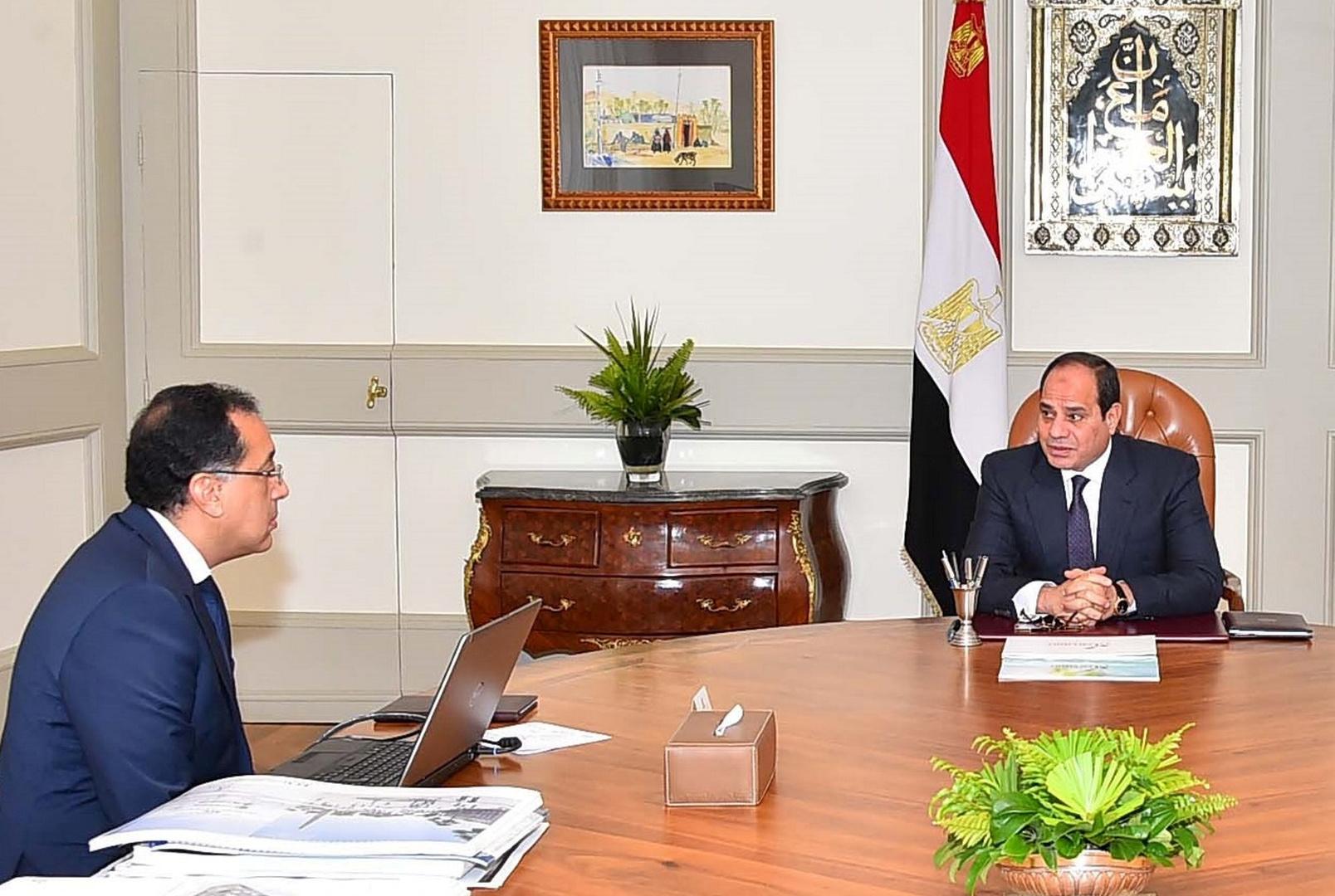 مصر.. السيسي يوجه الحكومة بتنفيذ المشروع القومي لتصنيع البلازما على أعلى مستوى
