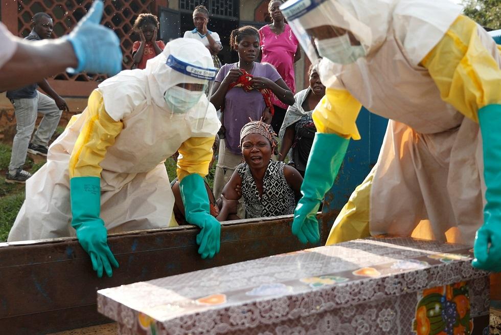 ضحية محتملة لإيبولا في الكونغو