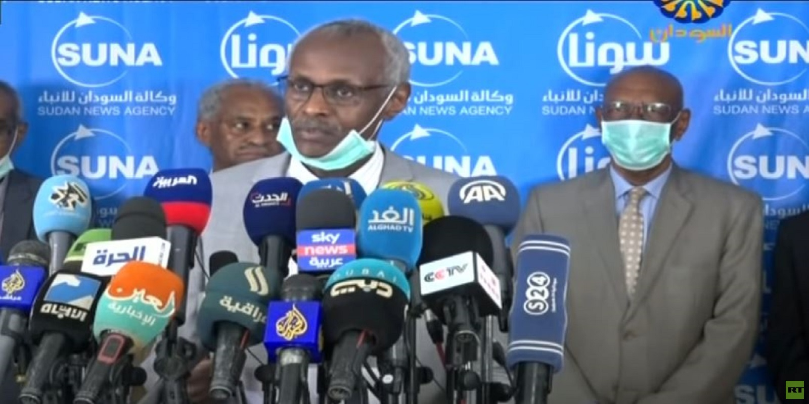 وزير الري السوداني، ياسر عباس