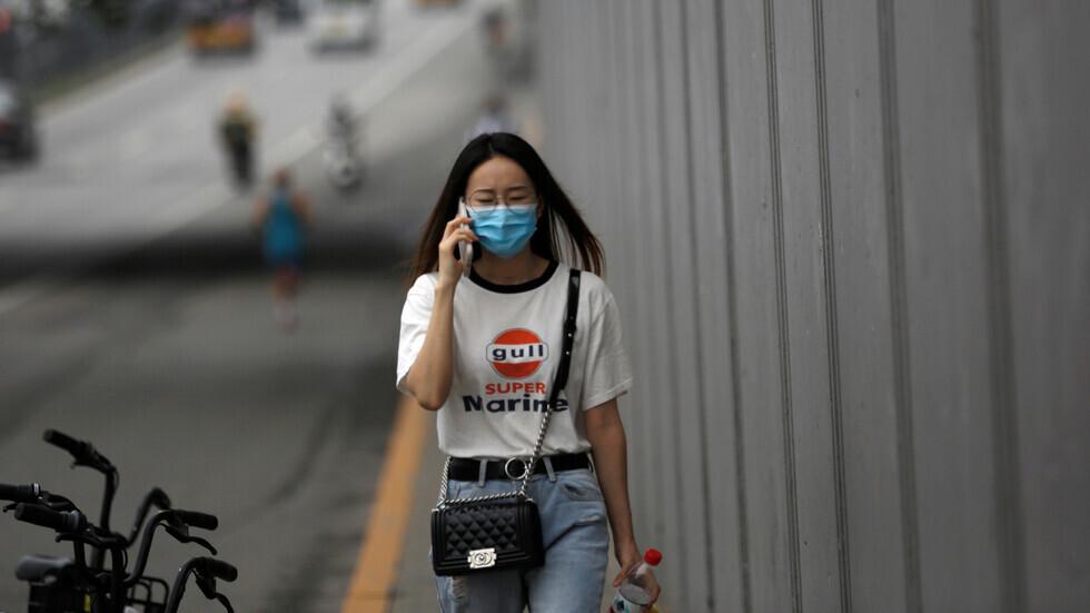 كورونا.. الصين تسجل خمس حالات إصابة جديدة
