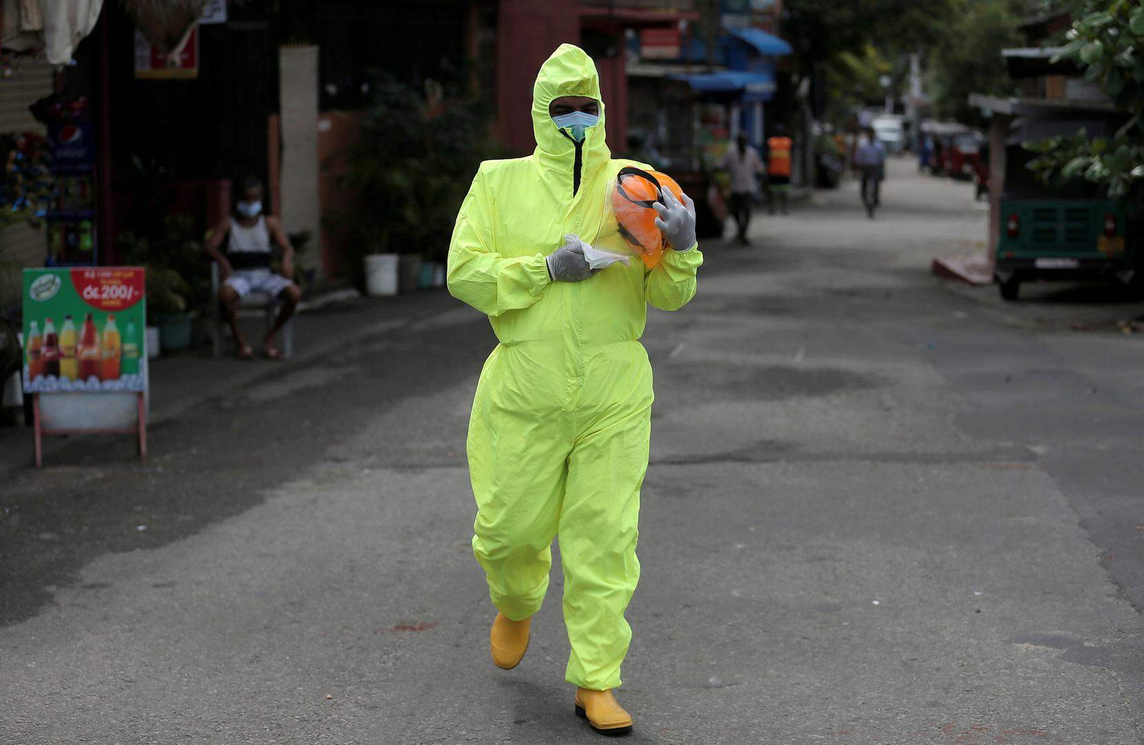 كوريا الجنوبية تسجل 33 حالة إصابة جديدة بكورونا