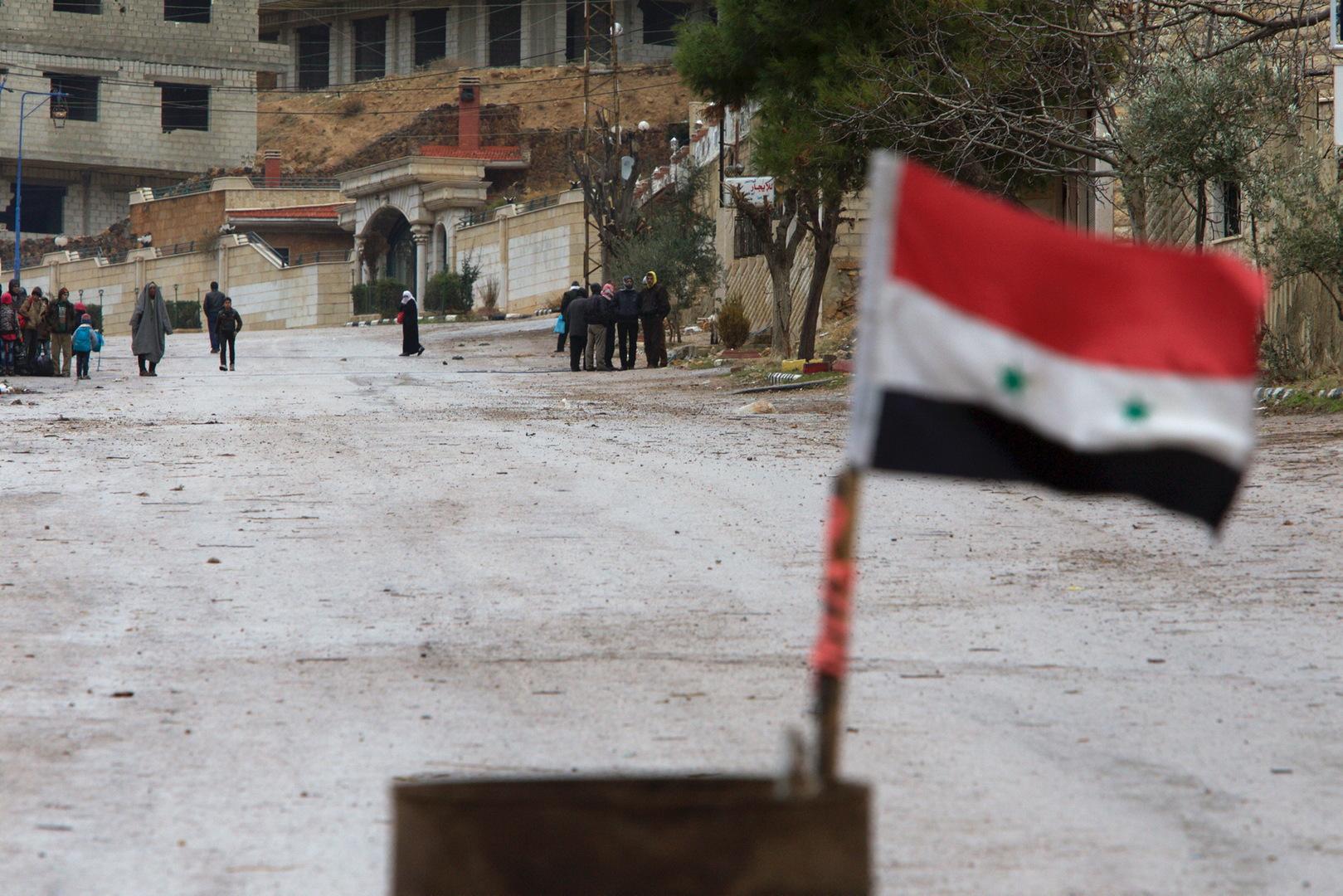 مسلح معتقل لدى الجيش السوري: تلقينا تدريبات تحت إشراف أمريكيين