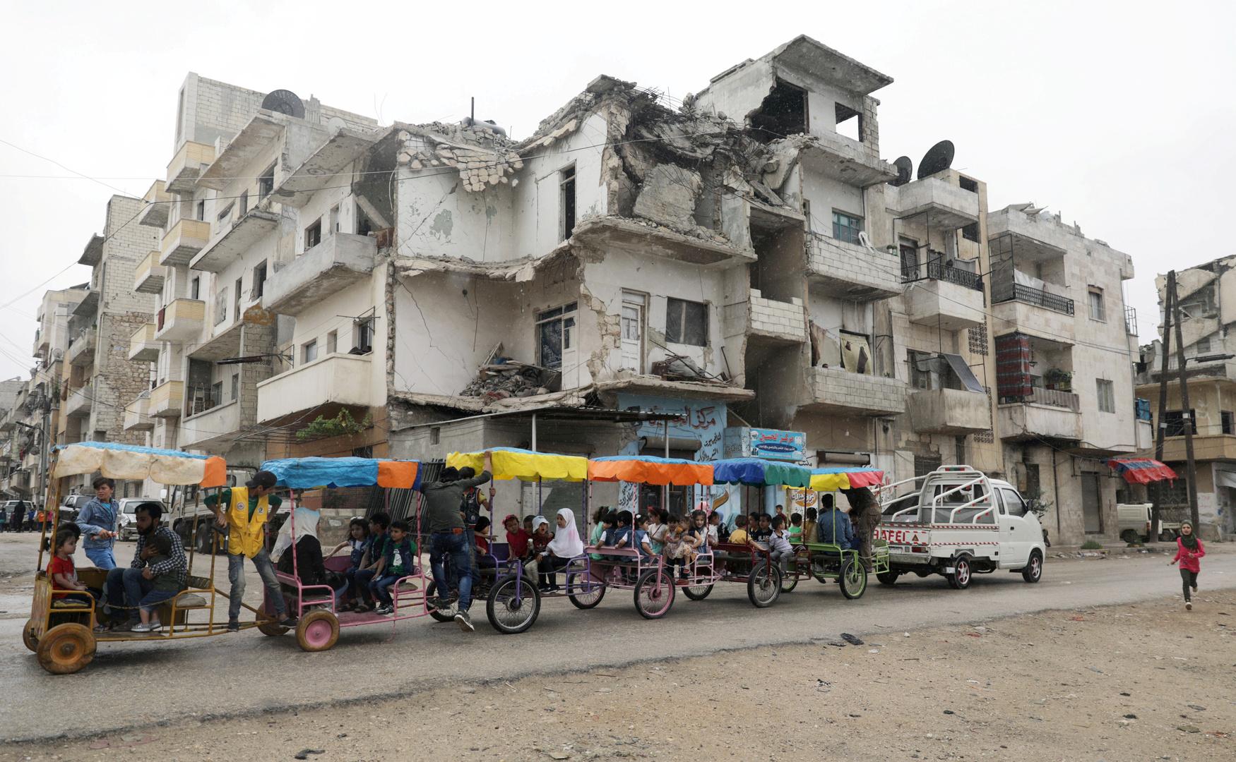 المساعدات الإنسانية إلى سوريا على الطريقة الروسية