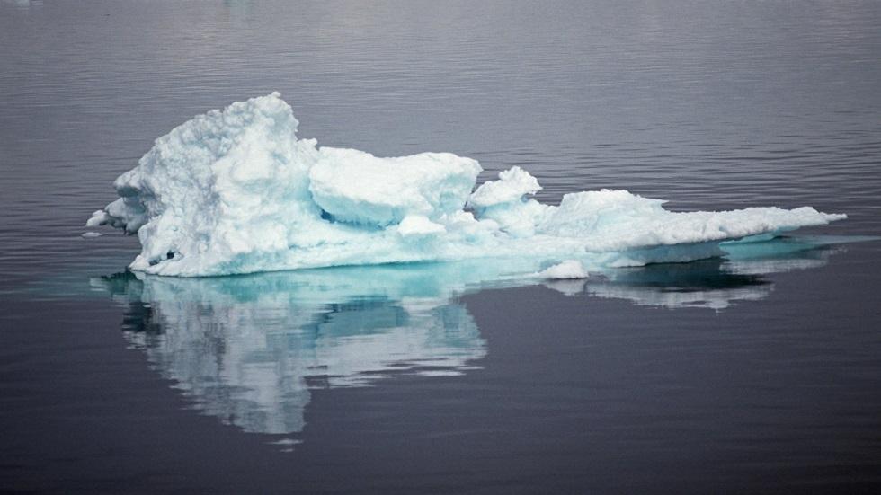حجم ذوبان جليد المحيط المتجمد الشمالي في ازدياد