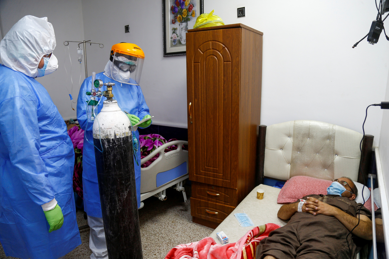 العراق يسجل قفزة كبيرة بمعدل حالات الشفاء من كورونا