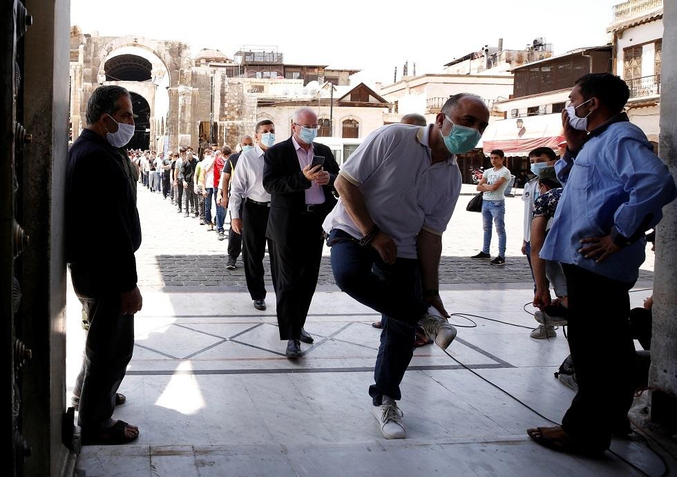 سوريا .. حالتا وفاة جديدتان بكورونا وارتفاع عدد المصابين