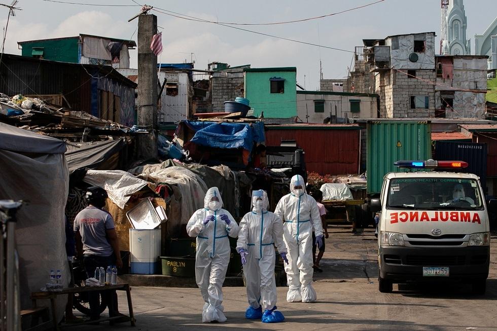 الفلبين تستعين بالشرطة للبحث عن حالات