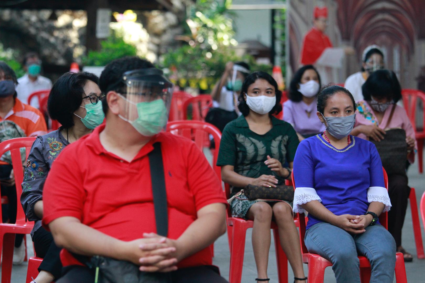 إندونيسيا.. إصابة 54 صحفيا بفيروس كورونا