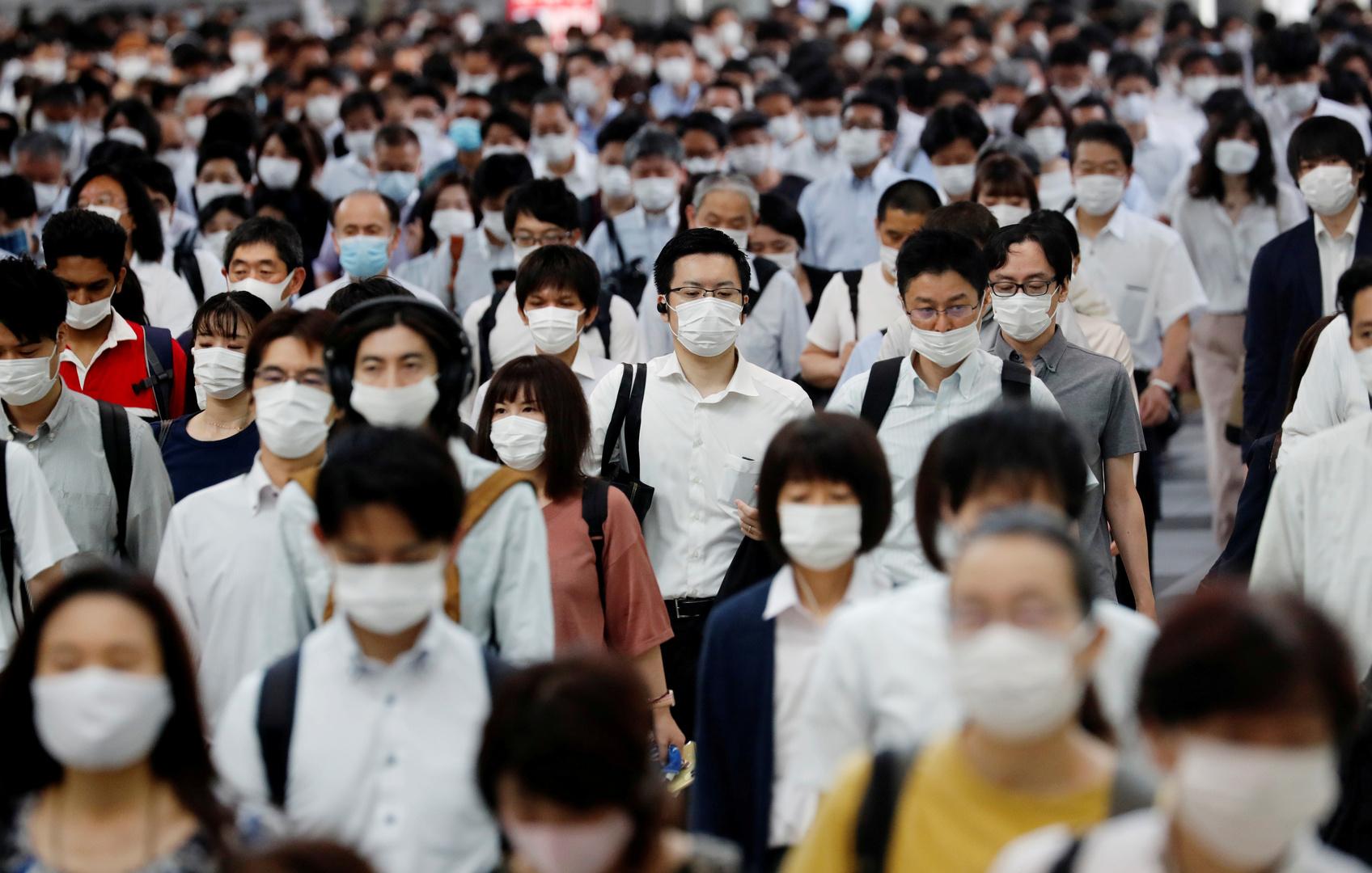 صحيفة: طوكيو ترفع مستوى التحذير من كورونا إلى أعلى درجة