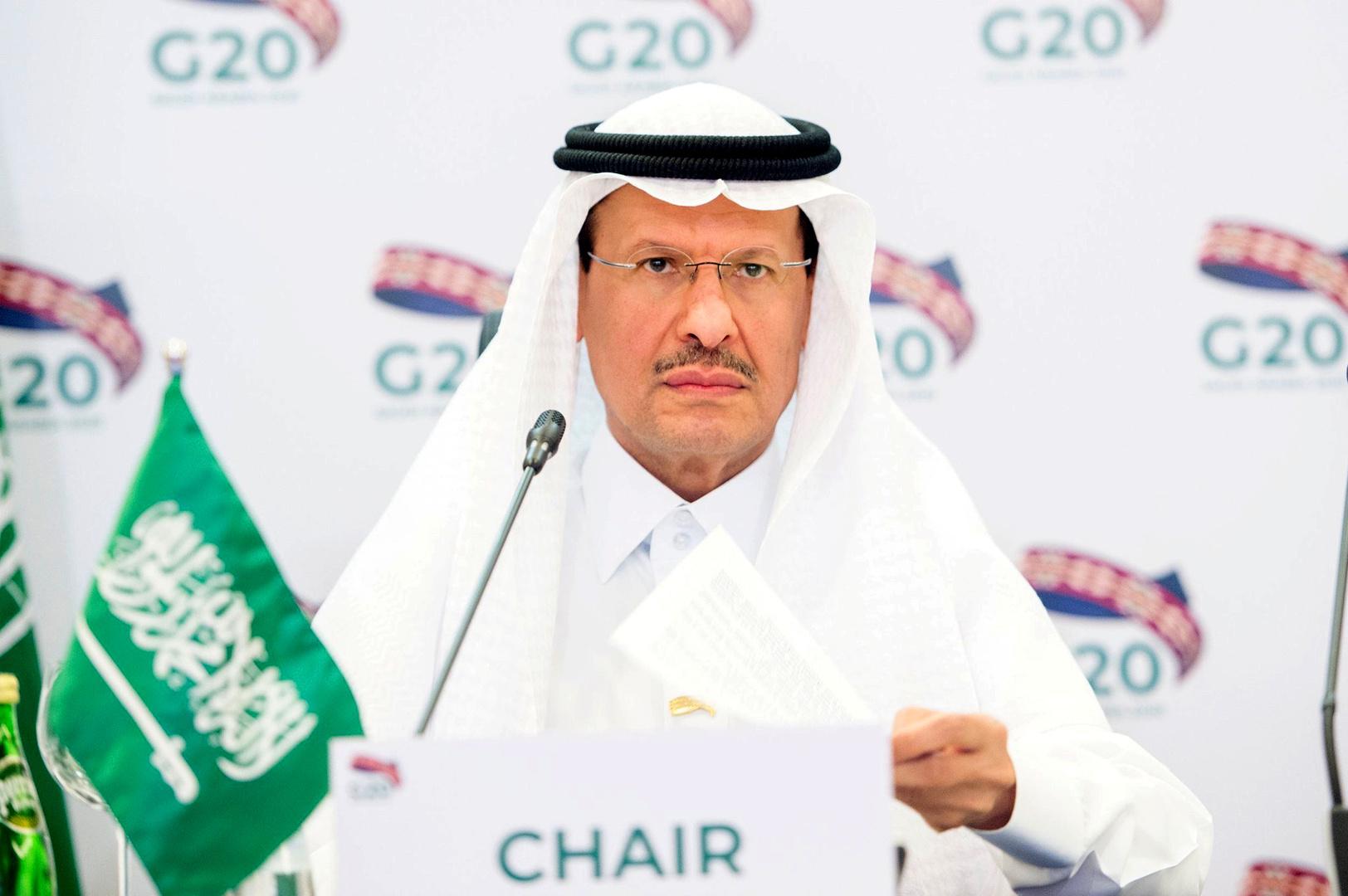 وزير الطاقة السعودي: نتحرك صوبالمرحلة القادمة من اتفاق خفض إنتاج النفط
