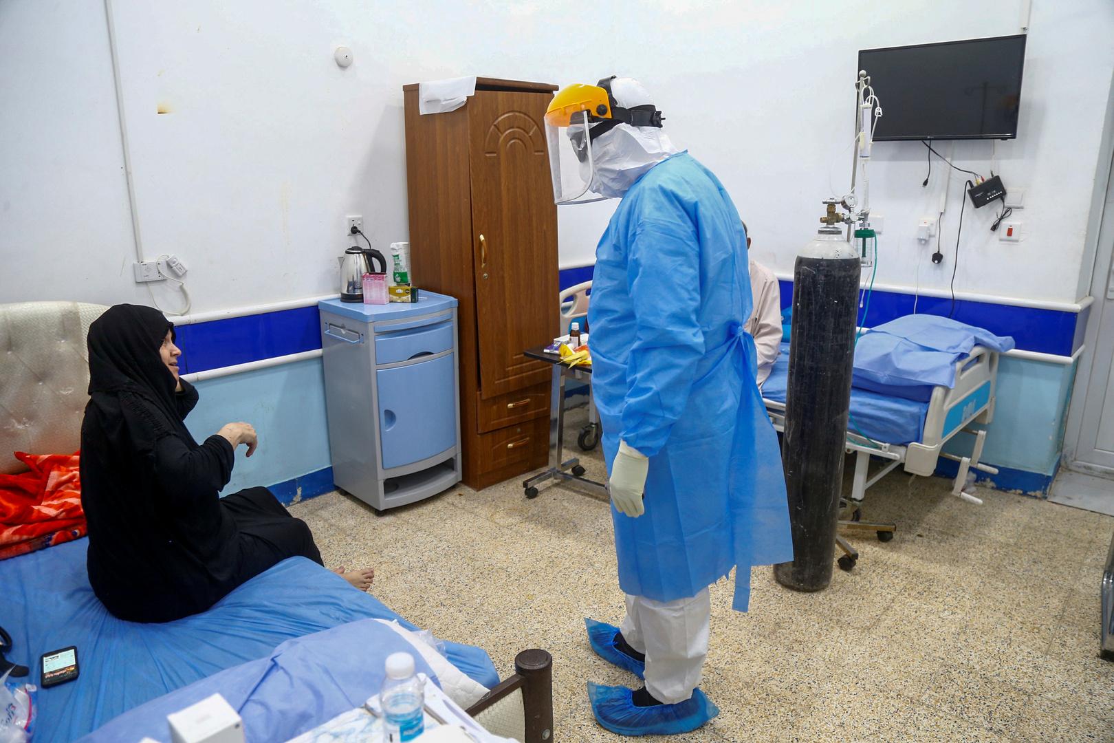 العراق يسجل 2110 إصابات و87 وفاة بكورونا خلال الٰـ24 ساعة الماضية